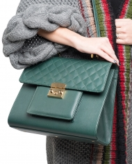 quilted_leather_handbag_green_1