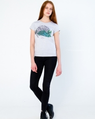 Lilit Sarkisian Flower tshirt 2 lookbook