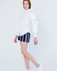 Faina White Shirt loookbook 1