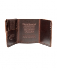 WE ARE FEW, BUT WE ARE ARMENIANS Leather Men Wallet 2