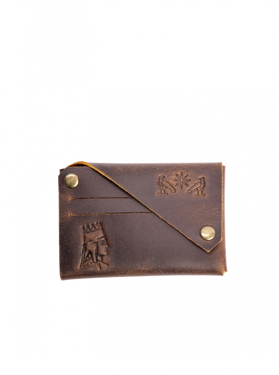 Kings Wallet brown