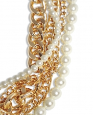 IK chain pearl necklace 2